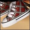 MSD - Moroka Sneakers (Ch-Red)