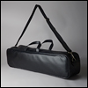 26 inch Light Carrier Leather Bag (SD : Black)
