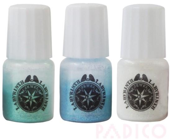 """파티코 레진전용 글리터 블루세트(Glitter set """"Blue"""" : Mermaid Wink)"""