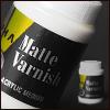 Acrylic Medium Gloss Varnish (무광 바니쉬)-250ml