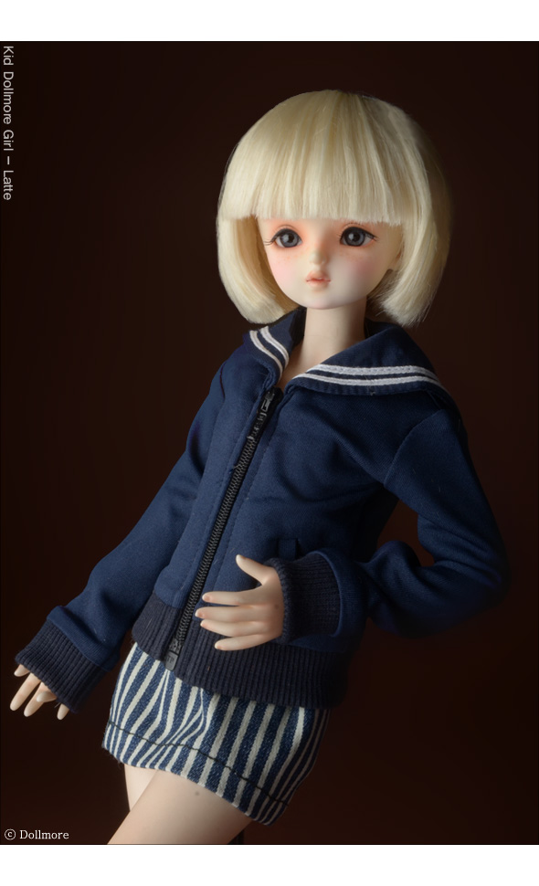 (7-8) Tender SM Bob Wig (Blonde)