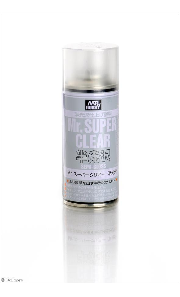Super clear (반광 코팅제)