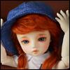 (7) Mayya Hat (Blue)