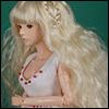 (3-4) Celine FS Long Wig (Blonde)
