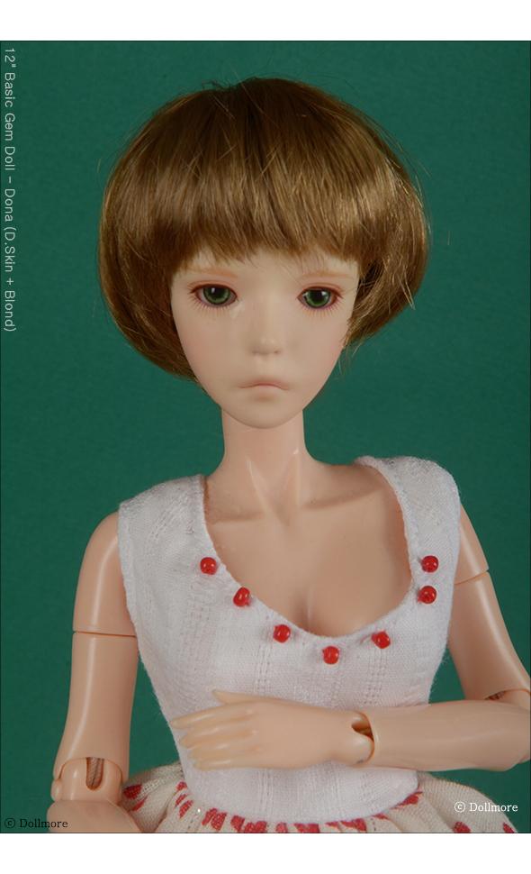 (3-4) Enfant Short Cut (Brown)