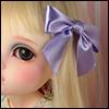 Mokashura Size - Lois Hair Pin (L.Violet)