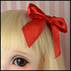 Mokashura Size - Lois Hair Pin (Red)