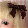 Mokashura Size - Lois Hair Pin (D.Choco)