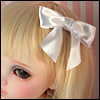 Mokashura Size - Lois Hair Pin (White)