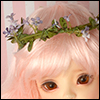 (7-8) Wild Flower Garlands (Violet)
