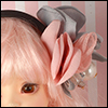 MSD & SD - BFT Hairband (411 - Pink)