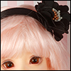 MSD & SD - SFO Hairband (413 - Black)