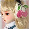 MSD & SD - Cherry D Hairband (417 - Pink)