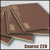 인피니 ISP-0220 프리미엄 초정밀 스폰지사포 코스 220 (낱개/1개)