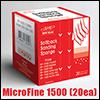 인피니 ISP-1500 프리미엄 초정밀 스폰지사포 마이크로파인 1500 (1Box/20개)