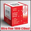 인피니 ISP-1000 프리미엄 초정밀 스폰지사포 울트라 파인 1000 (1Box/20개)