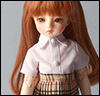 (6-7) Hailey Curl Wig (P.Brown)
