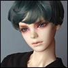 (8-9) Saiz Cut Wig (GD Gray)