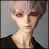 (8-9) Saiz Cut Wig (VL Gray)