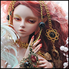 Mystic Doll - Stardust Mermaid; Suntan Tara - LE30