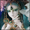Mystic Doll - Stardust Mermaid; Natural Tara - LE30