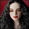 (선주문) (13-14) Selena Sobazu Long Wig (Black)