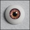 12mm - Optical Half Round Acrylic Eyes (MA-07)