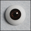12mm - Optical Half Round Acrylic Eyes (MA-11)