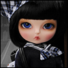 Neo Lukia Doll - Five Angel Story : Black Lukia - LE 20
