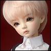 (7-8) Zeke Short Cut Wig (Pink)
