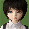 (7-8) Farach Short Cut Wig (Black)