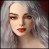 (13-14) Selena Sobazu Long Wig (L.Gray)