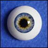 14mm - Optical Half Round Acrylic Eyes (CC01)