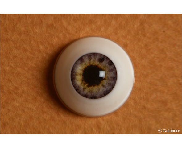 16mm - Optical Half Round Acrylic Eyes (CC05)