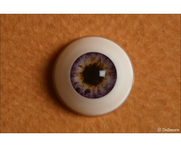 16mm - Optical Half Round Acrylic Eyes (CC07)