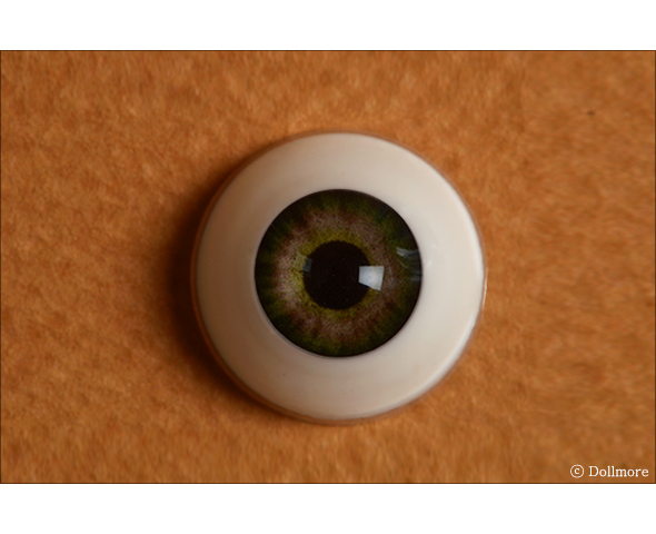 16mm - Optical Half Round Acrylic Eyes (MB04)
