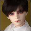 (8-9) Effic Short Wig (Black)
