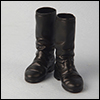 12 inch MR Long Boots (Black)