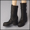 12inch GG Long Boots  (Black)