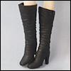 12inch LG Long Boots (Black)