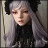 (13) Hailey Curl Wig (VL..Gray)