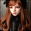 (13) Hailey Curl Wig (P.Brown)