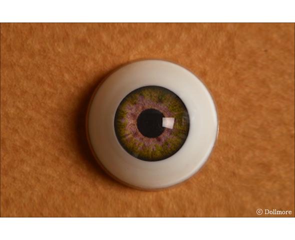 16mm - Optical Half Round Acrylic Eyes (MA03)