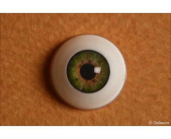 16mm - Optical Half Round Acrylic Eyes (MA04)