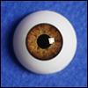 16mm - Optical Half Round Acrylic Eyes (MA09)