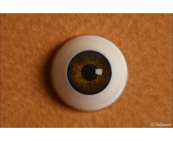 16mm - Optical Half Round Acrylic Eyes (MA10)