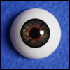 16mm - Optical Half Round Acrylic Eyes (WF04)
