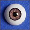 16mm - Optical Half Round Acrylic Eyes (WF07)