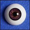 16mm - Optical Half Round Acrylic Eyes (WF08)