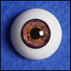 16mm - Optical Half Round Acrylic Eyes (SE07)